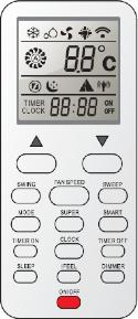 Tecamseh Remote - کنترل تکامسه